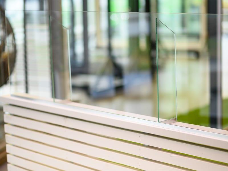 glassvegg innendørs haugesund / karmøy