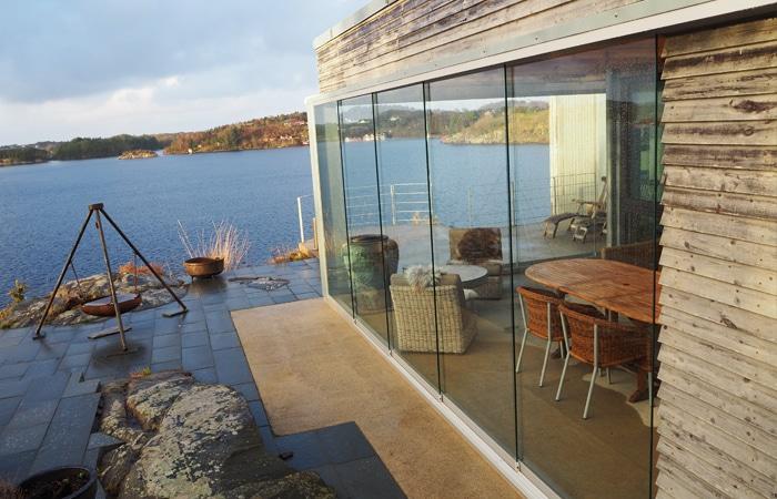 skyvedør terrasse haugesund / karmøy